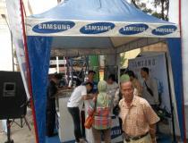 Tenda Samsung
