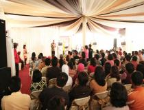 ceremony launching